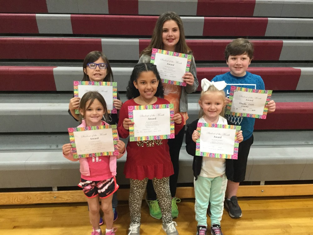March Character Awards