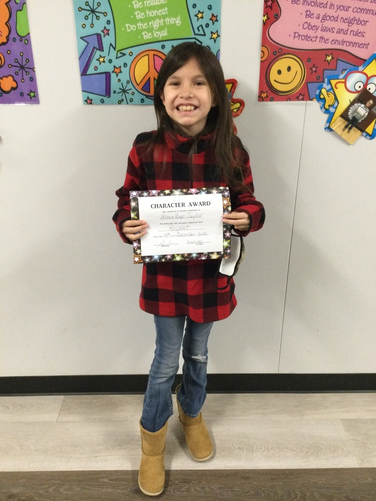 4th November Student of the Month