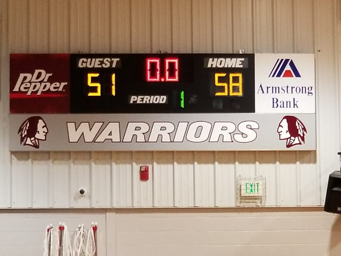 WF-McCurtain Girls Final in overtime