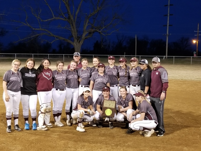 2019 conference tournament champs
